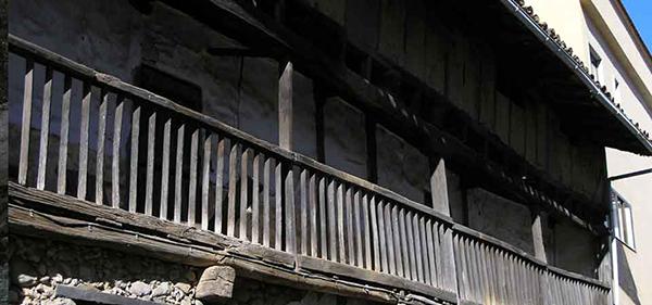 Balconada de Jerte